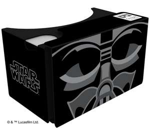 Star Wars Darth Vader Virtual Reality Viewer Was £11.99 Now £3.99 Free C&C @ Argos