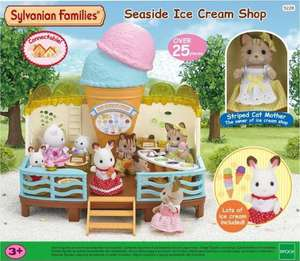 Sylvanian ice cream shop at John Lewis for £12.99 (£16.49 inc delivery)