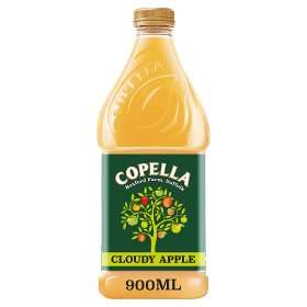 Copella Cloudy Apple Juice (900ml) / Copella Apple & Lavender Juice (900ml) was £1.98 now Only £1.00 (RollBack Deal) @ Asda