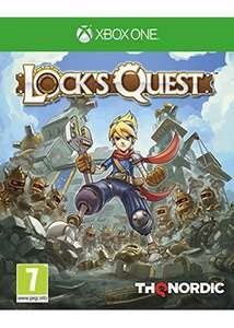 Lock's Quest (Xbox One) £8.99 Delivered @ Base