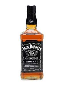 Jack Daniel's Old No. 7 Tennessee Whiskey or with Honey Liqueur (1L) was £25.00 now £20.00 (Rollback Deal) @ Asda
