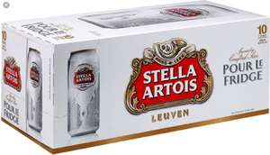 Stella Artois 10 x 440ml cans £6.34 Tesco express Churchtown, Southport.