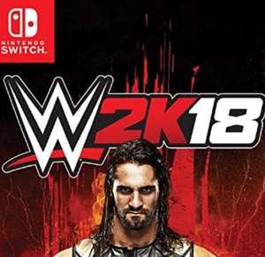 WWE swtich 2018 £28.00 @ Amazon