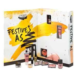 Studio Advent calender down to £4 from £16 - free click and collect instore at Superdrug