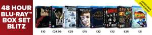 Blu-Ray Box Set Price Blitz. £8.00 - £40.00 @ Zoom use Signup10 for 10% extra off.