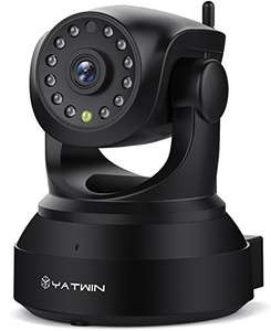 IP Camera, YATWIN Home Security Camera £19.99 (Lightning Deal) Sold by YATWIN Smart Home Security Camera and Fulfilled by Amazon.