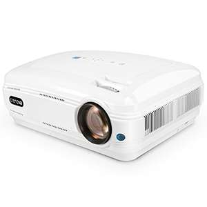 "Home Theater Supports 1080P HD 5.8"" LCD Projector HDMI/VGA/AV/USB/YPbPr/TV Input with Free HDMI & AV Cable £118.49 using code & FREE Delivery in the UK @ Sold by Gbargain UK and Fulfilled by Amazon."