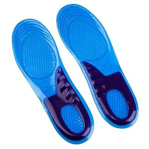 CSL INSOLES UK SIZE 3 - 12 BLUE - £3.95 / £4.95 delivered - Sold by Central Supplies Ltd and Fulfilled by Amazon