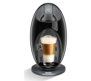DOLCE GUSTO by De'Longhi Jovia EDG250.B Hot Drinks Machine - Black and red only @ currys £28.00 click and collect