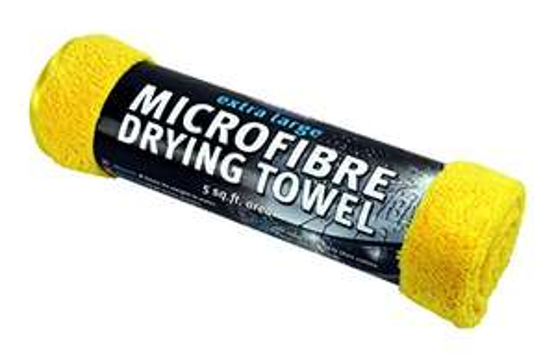 Kent  Large microfiber drying towel £3.56 prime / £7.55 non prime -  Amazon lightning deal