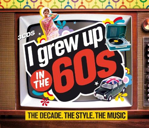 I Grew Up in the 60s 3CD Set £7.98 Prime @ Amazon
