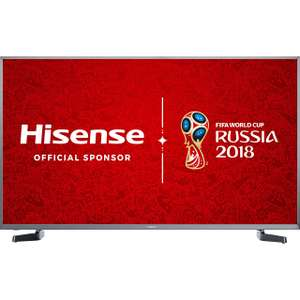 "Update 24/12 - Hisense H50N5900 50"" 4K TV / Freeview Play / Wi-Fi with 2yr warranty £399 @ AO"