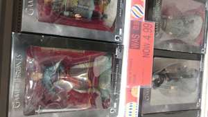 Game of Thrones Dark Horse figures, in-store at B&M for £4.99