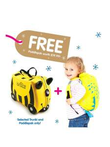 Trunki Bernard Trunki With Free Spike Paddlepak £29.99 @ Very