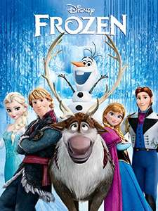 Disneys Frozen In H/D to own at Amazon Video £4.99