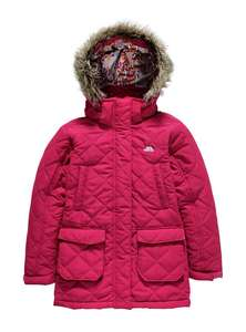 Girls Coats - Tresspass & My little pony £12.49 @ Argos