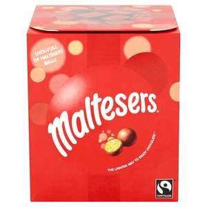 Maltesers Present Box 500G £4 @ Tesco