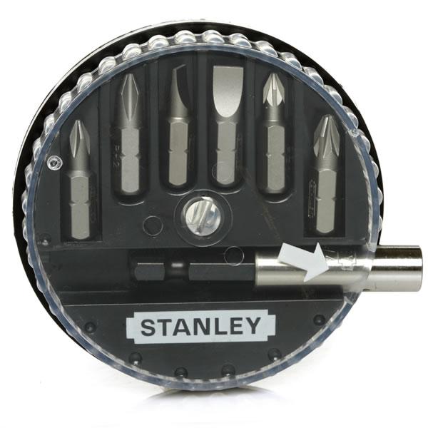 Stanley Bit Set 7 piece £4.75 @ Wilko