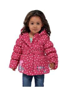 Peppa Pig Pink Coat at Argos Now £12.99 from £22.99 Ages 2-5