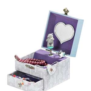 Me to You/Tatty Teddy Musical Jewellery Box @ Argos for £7.49