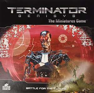 Terminator Genisys Battle for The Future Warlord Games boardgame £8.79 delivered @ Amazon - Dispatched from and sold by BuySend