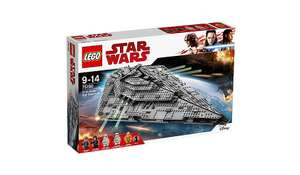 3 for 2 on some Star Wars Lego + other toys @ Asda