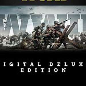 Call of Duty: WW2 Digital Deluxe £72.24 @ Microsoft