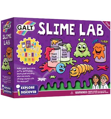 Galt Slime Lab £12.99 @ Waterstones