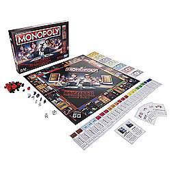 STRANGER THINGS MONOPOLY..SOLD OUT EVERYWHERE BUT FOUND AT TESCO@£30