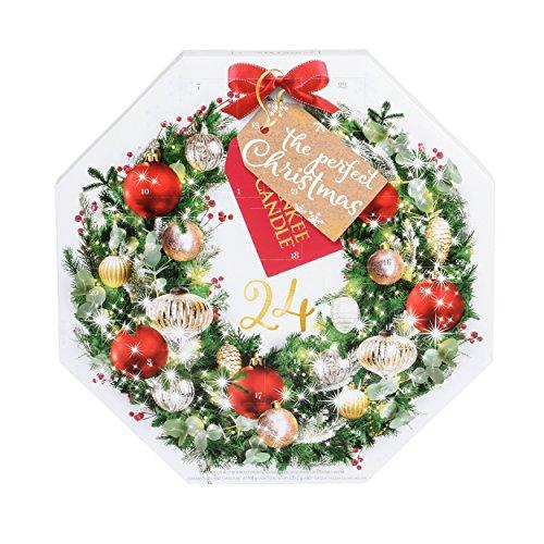 Yankee Candle Ltd 2017 Advent Wreath Gift Set £15 Prime @amazon