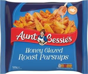 Aunt Bessie's Frozen Parsnips - £1 @ Asda with 50p cashback from TopCashBack
