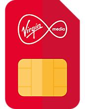 Virgin SIM Only 3GB data,1500mins, Ultd txts - 30 day rolling contract - Carphone Warehouse £8pm