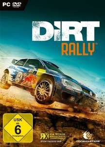 DiRT Rally (Steam) £5.29 @ Instant Gaming