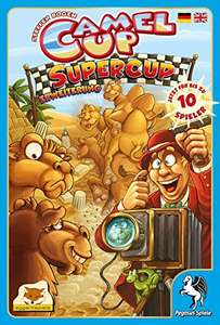 Camel Up: Supercup Expansion £5.99 Prime / £10.74 non-Prime @ Amazon