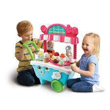 Leapfrog Scoop & Learn Ice Cream Cart £31.19 incl VAT @ Costco