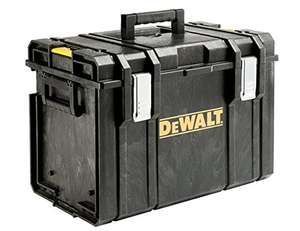 DeWalt Tough Box DS400  Tool Box with inserts , prime only choose first on the list of other sellers at rhs column £32.95 @ Amazon