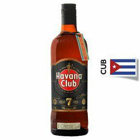 Havana Club Añejo 7 Años£19 70 cl @ Waitrose