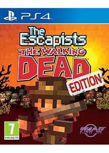 The Escapists The Walking Dead (PS4)  £9.99@base