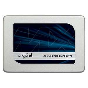 Crucial MX300 525GB SATA 2.5 Inch Internal Solid State Drive - CT525MX300SSD1 - EUR 129,00  + EUR 5.58 Shipping = £121.88 @ Amazon.fr