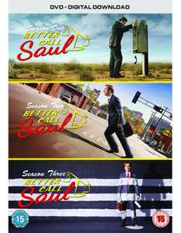 Better Call Saul: Seasons 1-3 [DVD] [2017], £18.99 prime/Amazon(£21.98 non prime)