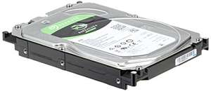 """Seagate 4TB BarraCuda 3.5"""" 5400 RPM Internal Hard Drive (256MB Cache, SATA 6GB/s, up to 190MB/s) at Amazon for £88.98"""