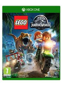 Lego Jurassic world Xbox One @ Base.com for £11.99