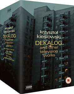 Dekalog (IMDb rating 9.1) down to £29.99 at Amazon