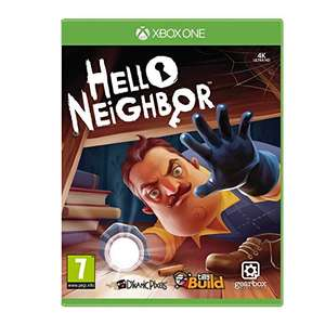 Hello Neighbor (Xbox One) £23.95 @ Coolshop