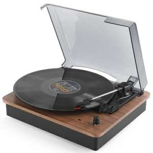 Intempo Bluetooth Turntable reduced to £15 at B & M