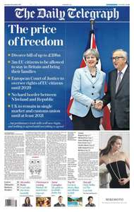 Get behind the paywall - free access to hundreds of newspapers & magazines including Daily Telegraph