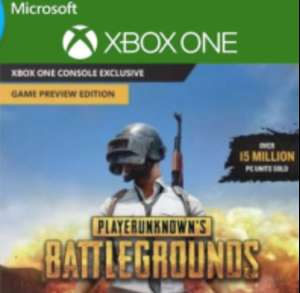 Player Unknown Battlegrounds with Assassins Creed Unity Xbox £20.60 (with FB code) @ CDKeys