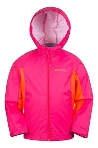 Tidal Girls Jacket £7.99 + FREE Delivery at Mountain Warehouse