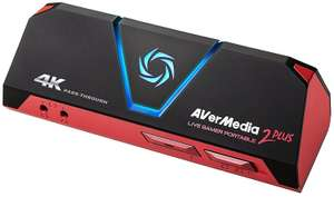 AVerMedia Live Gamer Portable 2 Plus £139.99 Sold by AVerMedia Europe and Fulfilled by Amazon