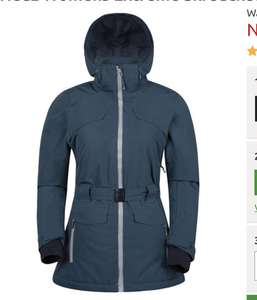 Heuz Womens Extreme Ski Jacket £59.99 mountain warehouse